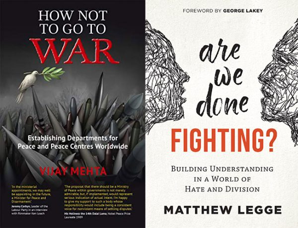 two new books on department of peace
